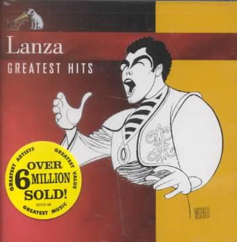 MARIO LANZA GREATEST HITS BY LANZA,MARIO (CD)